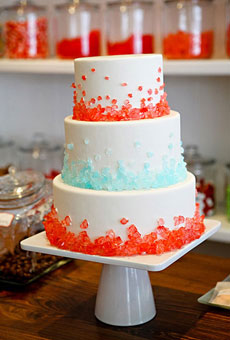 Faire son wedding-cake soi même 2