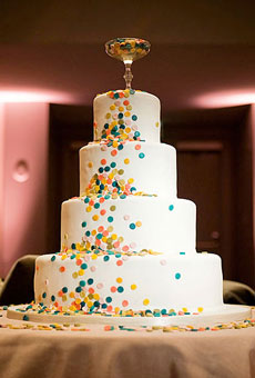 Faire son wedding-cake soi même 4