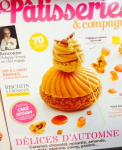 Magazine Pâtisseries